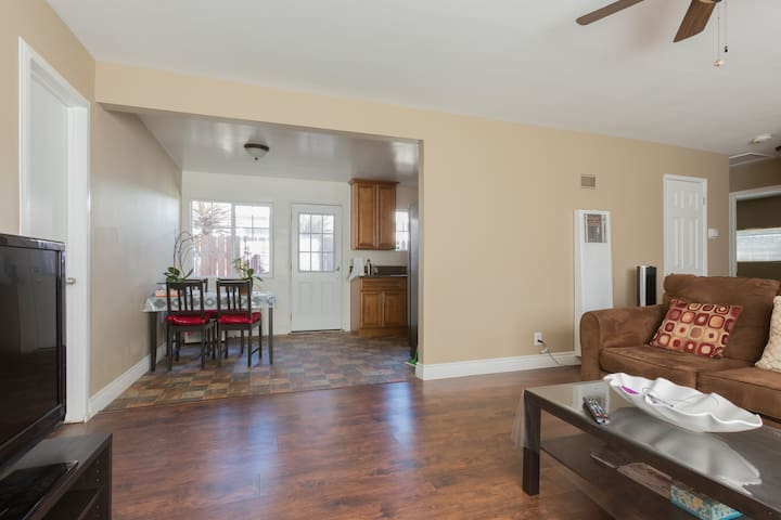 Ideal Home for Long Stay,