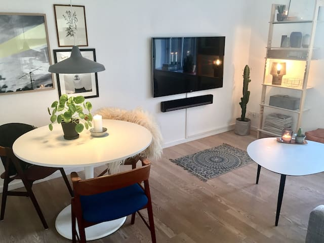 Modern apartment near Centrum and university - Aarhus