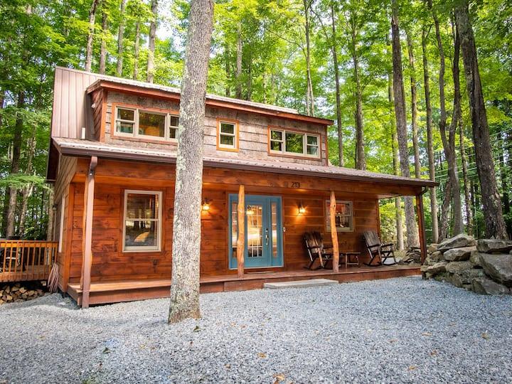 Beech Mountain Cabin Retreat