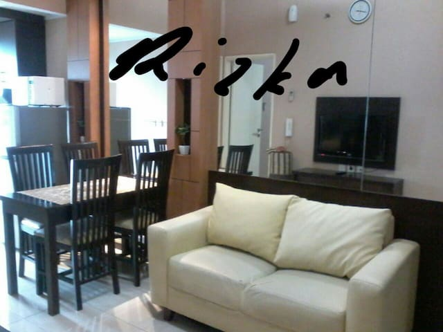 Apartment Seasons City 2 Bedrooms Full Furnished