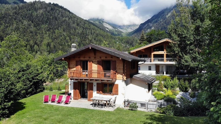 3 bedroom Chalet Cassiopée with private garden