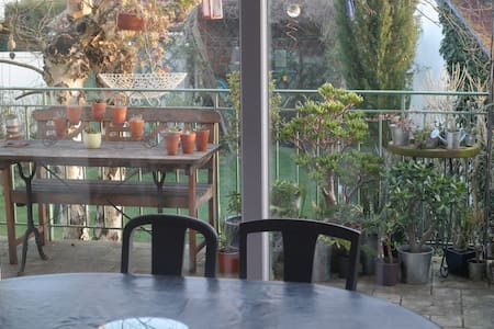 Private room in  house close to RER, Polytechnique - Palaiseau - 独立屋