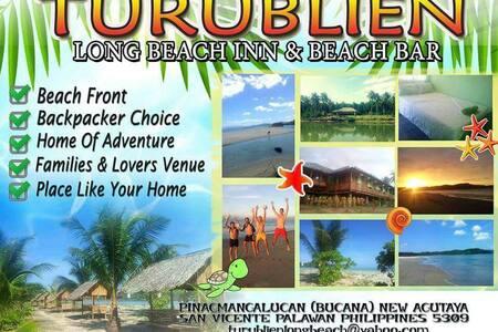 Turublien Long Beach Inn - San Vicente