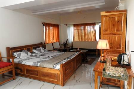 Aashiyana Homestay - Double occupancy