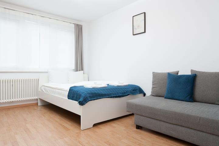 Leo 1 - Studio apartment - Luzern city