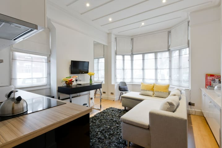 Beautiful One Bed Flat in Kew - Richmond - Apartamento