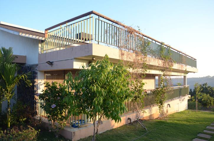 Rawat Farm (Courtyard House)