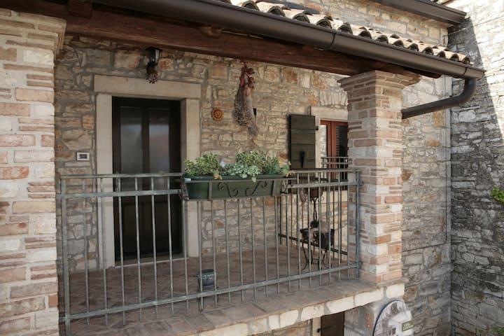 Villa Lorenzo in Vabriga, Istria - Vabriga - Huis