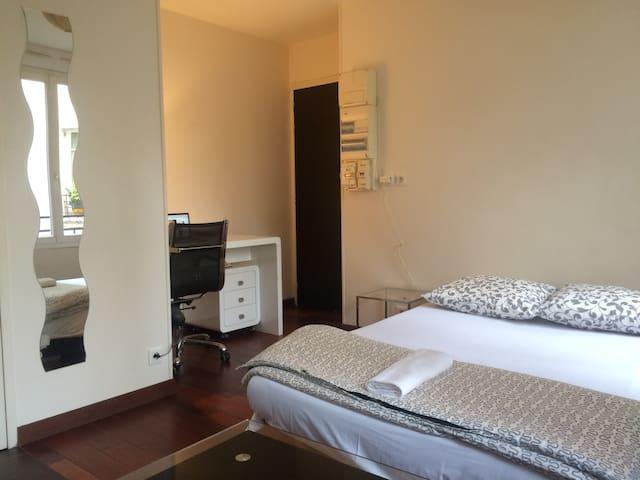 Quiet & Cosy apartment close to Pl. d'Italie - Paris - Apartemen