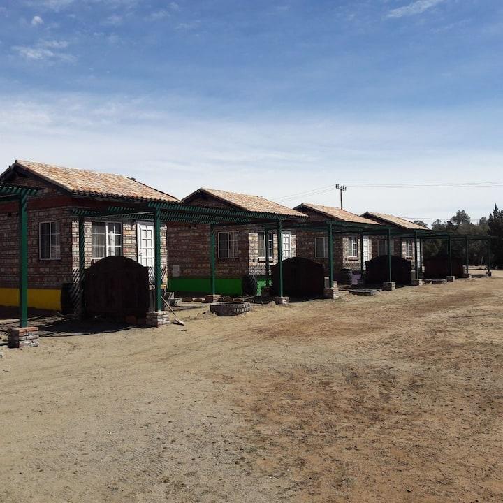 La Rumorosa Bosques del Cóndor Cabaña CAMPING C7