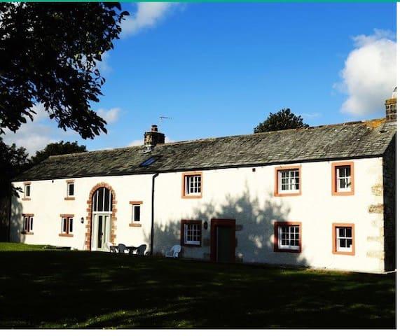 Comfortable and spacious farmhouse in Eden Valley