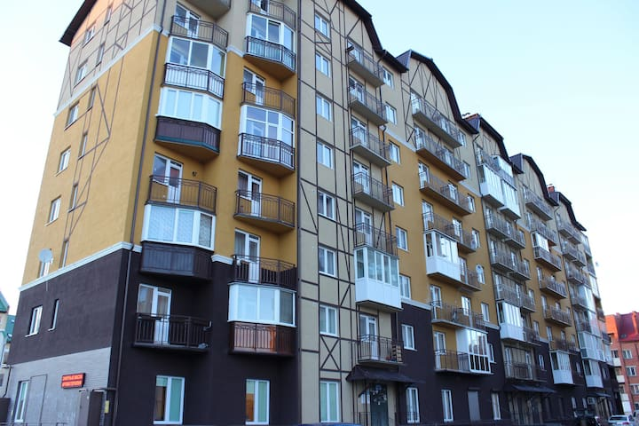 Отдых у моря - Zelenogradsk - Apartment