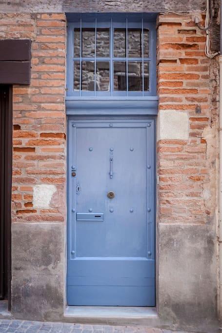 ouvrez la porte...