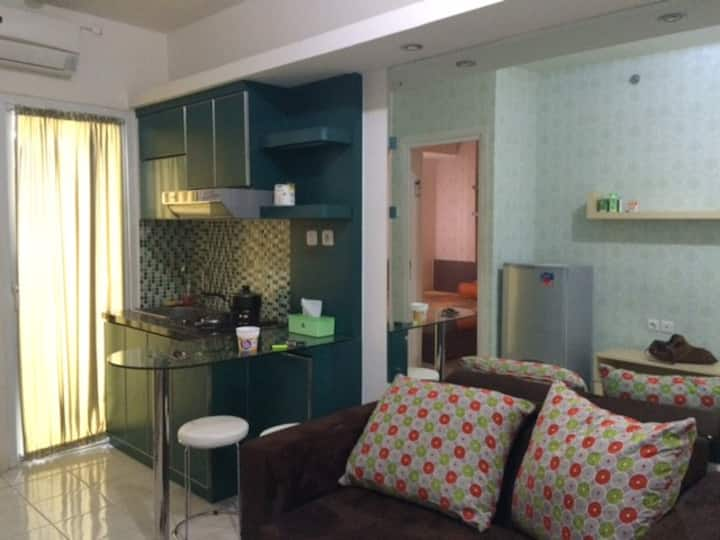 Apartment at Central Jakarta