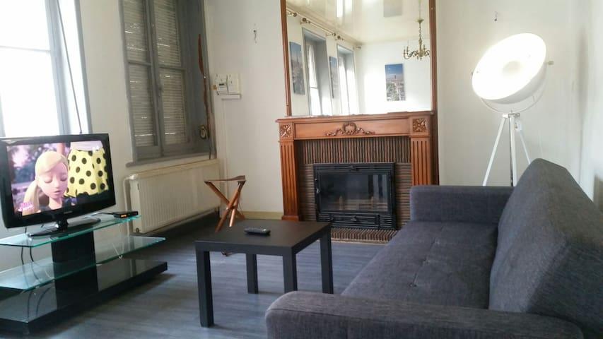 T3 situé au centre d'Armentières . - armentieres  - Apartamento