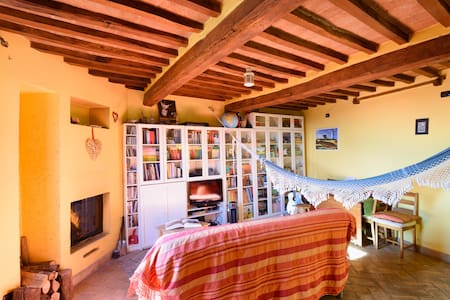 La casa in Val d'Orcia - Montalcino - Bed & Breakfast