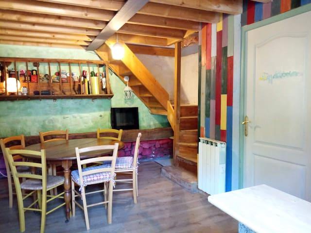 Chez Valie Grenier Bergerie Inachev