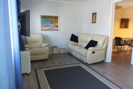 50m2 leilighet for 4 gjester nær Alta sentrum - Alta - Apartament