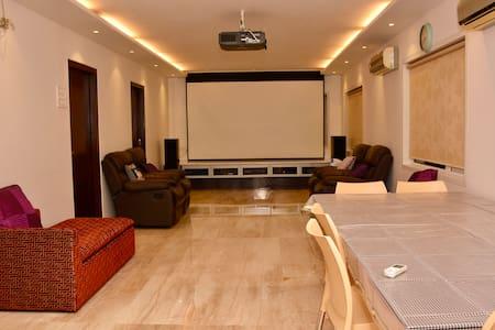 Bungalow/villa Service Apt Borivali event hall 2