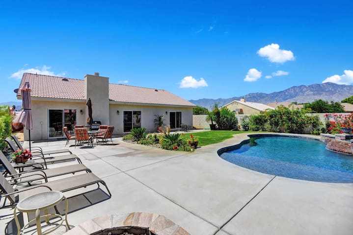 Garden Retreat - Cathedral City - House