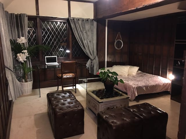 Luxury Room in cottage in the city - Edgware - Rumah
