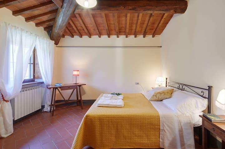 Lovely Bedroom  in Covo  - Borgo Santa Maria in Valle - Country House Tuscany