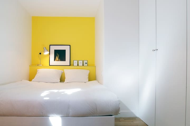 A room in Ménilmontant. - Parigi - Loft