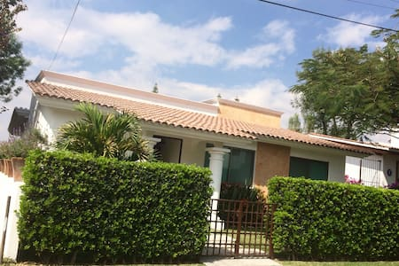 Beautiful, nice  house with all comforts - Oaxtepec - Ev