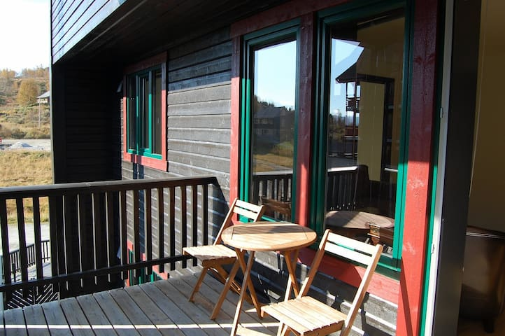 Nice mountain apartment in Ustaoset! - Hol - Appartement