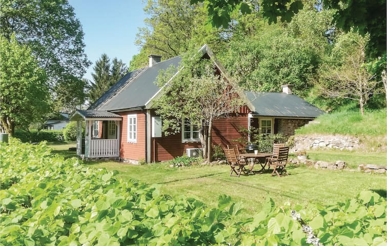 Holiday cottage with 2 bedrooms on 110m² in Klippan