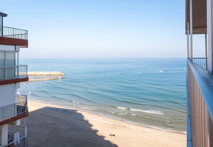 PRIMERA linea de playa!!! + WIFI :) - Sueca - Appartement
