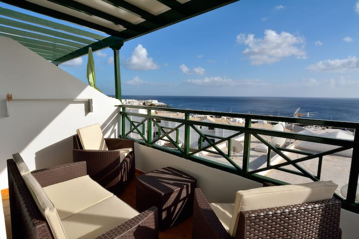 NewPort Apartment Amazing Sea Views and Share Pool - Tías - Lejlighed