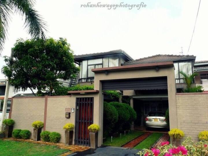 Villa in Kotugoda Residence Near Airport