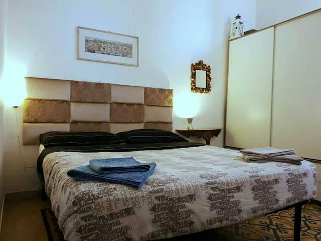 Double room in Pigneto