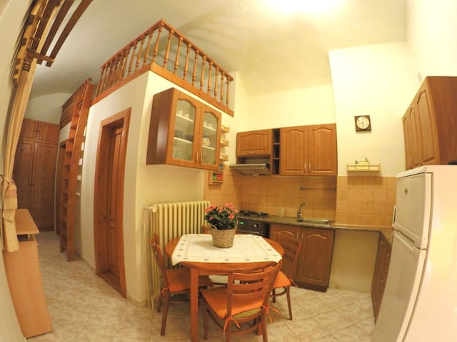 Apartment in the ❤️ of Kosice (Hlavna Street) - Košice - Leilighet
