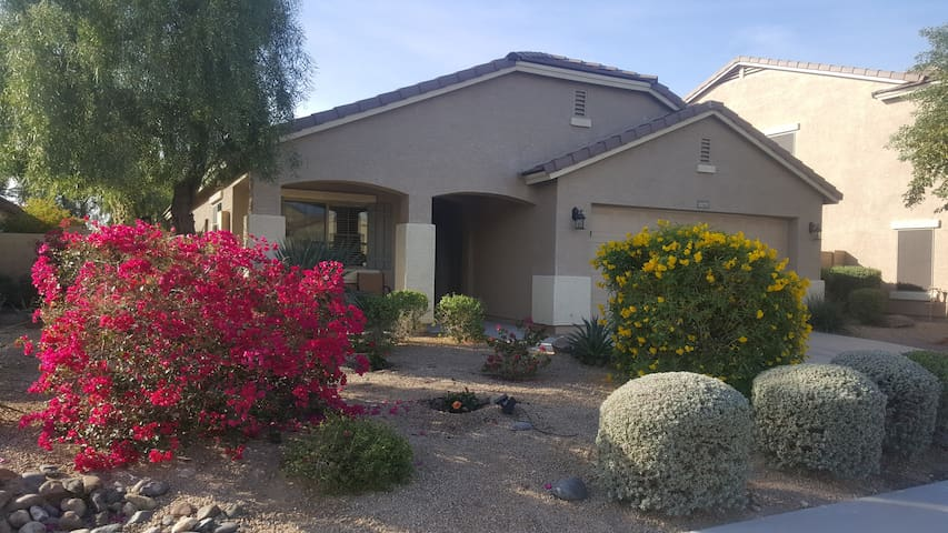 BEAUTIFUL 4 STAR VACATION HOME BUCKEYE,ARIZONA