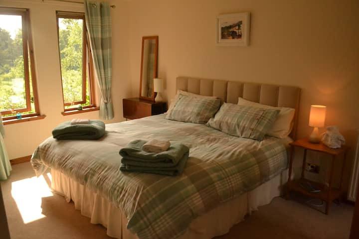 The Esk Room at Falls of Holm