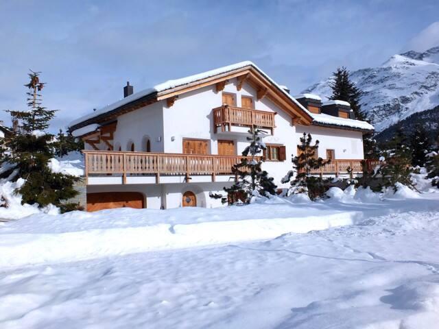Chesetta - Saint Moritz