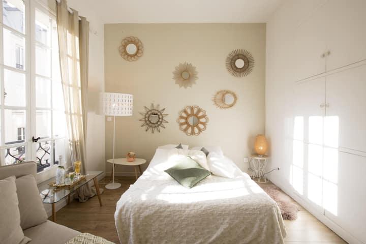 Chic & Cosy flat in Le Marais!!!