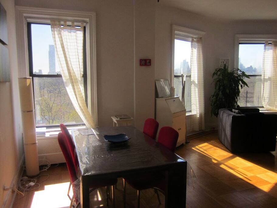 superbe appartement vue sur central park appartements louer new york new york tats unis. Black Bedroom Furniture Sets. Home Design Ideas