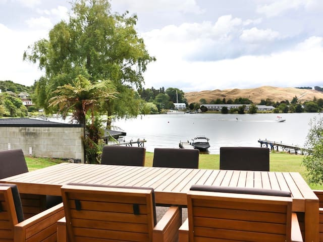 Lake Views - Please note the jetty is unavailable to guests
