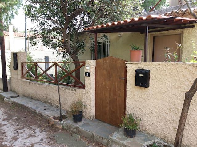 Cool liltle house - Marousi