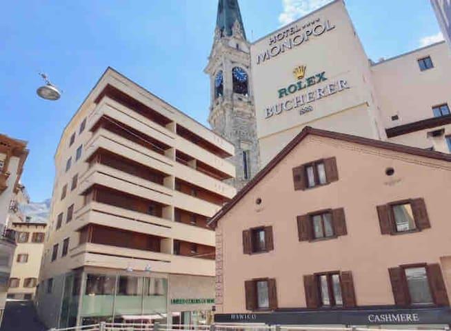 Sankt Moritz Rest ENJOY