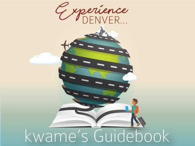 Kwame's guidebook