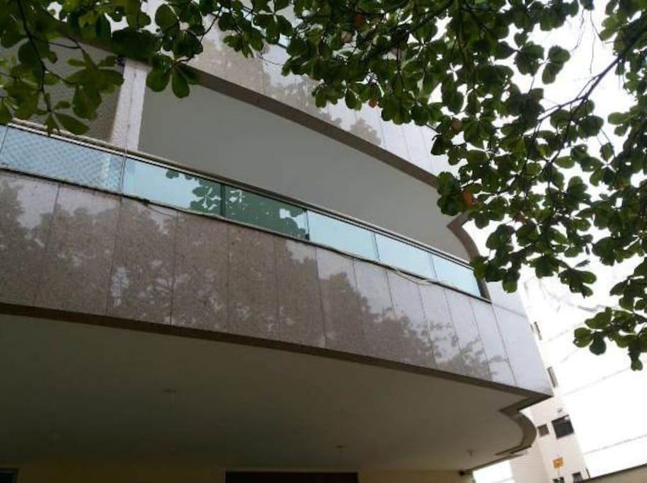 Apartamento no 1º andar