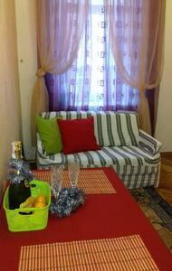 Затишна квартирка з WI-FI - L'viv - Apartment