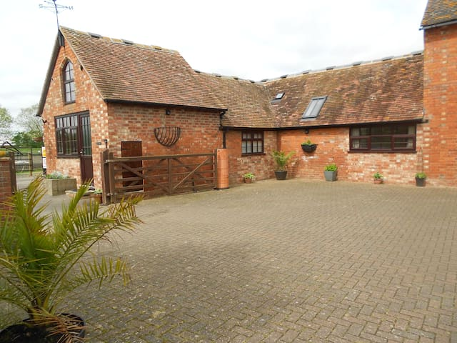 The Stable, Napton Fields Holiday Cottages Southam - Warwickshire - Dağ Evi