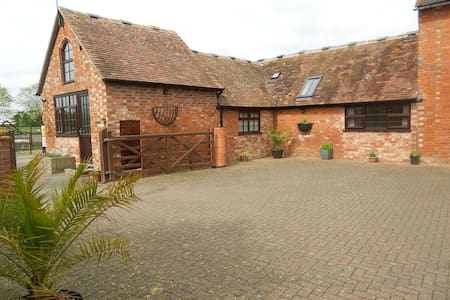 The Stable, Napton Fields Holiday Cottages Southam - Warwickshire - กระท่อมบนภูเขา