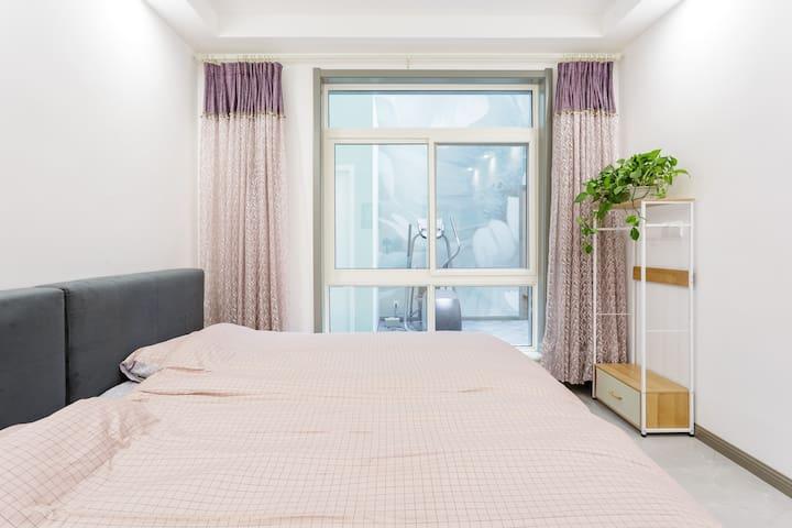 三张1.2米单人床卧室