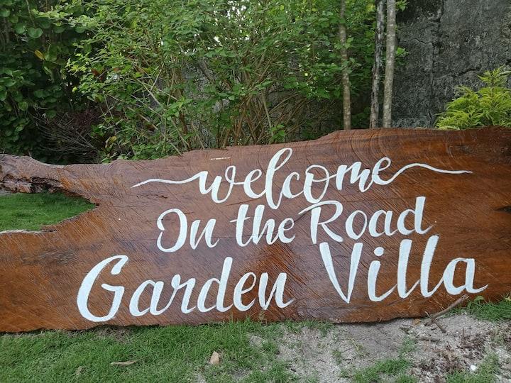 On the Road Garden Villa #1